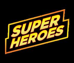 Super Heroes brand logo